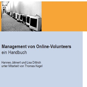 Titel Management von Online-Volunteers